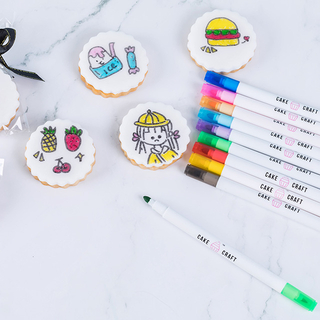 Edible Pen Marker Double Side Tip